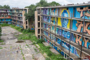 The 'failure' of ExhibitBe: Crowds, not change, for an Algiers neighborhood