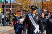 Oficial José L. Feliciano, honrado como el veterano del año en Springfield