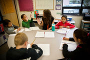 As Oregon works to solve its math problem, one school district blazes a path