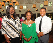 The Links Inc. awards scholarships at Swing into Spring Gala