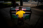 Painted Piano Project comes the Saginaw