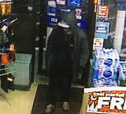 Chicopee police seek male who allegedly robbed Cumberland Farms store on Montcalm Street