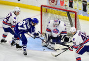Syracuse Crunch beats Rochester in Game 1 of AHL playoffs