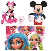 Fab15: Kmart's top toys list includes Barbie, Mickey, Minnie and more
