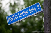 Martin Luther King's anniversary brings speeches and marches