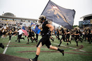 Photos from Western Michigan's homecoming win over Eastern Michigan