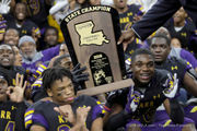 Karr 28, Warren Easton 20: Cougars secure third title in as many seasons