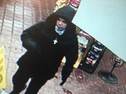 Chicopee police investigate armed robbery, seek suspect