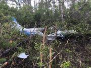 Small plane crashes in Orange Beach, Alabama