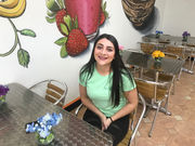 Inspired by her mom, 24-year-old opens salad bar on South Shore