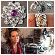 Cleveland's Jen Prox Weisblat sparks worldwide demand with peek into jewelry making on Instagram